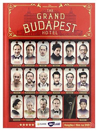 The Grand Budapest Hotel [DVD] [Region 2] (English audio) by Saoirse Ronan