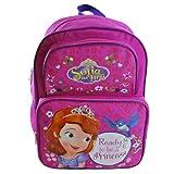 おもちゃ Disney ディズニー Sofia ソフィア the First Princess プリンセス Large Cargo Backpack School Bag - 16 Inch [並行輸入品]