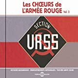 Les Choeurs De L'Armée Rouge, Vol. 3 (Section Urss)