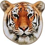 ヘミングス ハンドタオル リアルモチーフ タイガー 21×19.5cm 14231-01