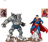 McFarlane - DC Collector Multipack - Superman Vs Devastator