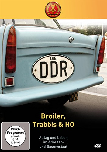 Die Ddr-Broiler,Trabbis & Ho [Import anglais]