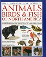 The Illustrated Encyclopedia of Animals, Birds & Fish of North America: A Natural History and Identification Guide With More Than 420 Native Species from the United States of America and Canada