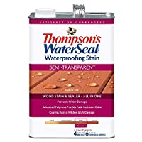 THOMPSONS WATERSEAL 042831-16 Semi Transparent Stain, Sequoia by Thompson's Water Seal