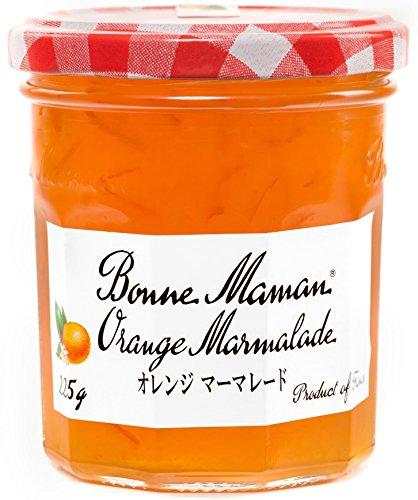 ボンヌママン オレンジマーマレード 225g