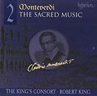 Monteverdi: Sacred Music Vol.2 by The King'S Consort (2004-05-28)
