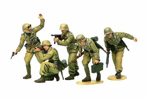 1/35 ドイツ アフリカ軍団 歩兵セット 35314