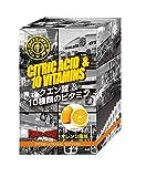 ゴールドジム クエン酸&10種類のビタミン オレンジ風味 10g×14包