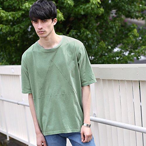 (ティーケー タケオキクチ) tk.TAKEO KIKUCHI ピグメントトライアングルビッグTシャツ