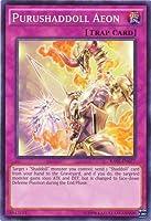 遊戯王 英語版 魂源への影劫回帰/Purushaddoll Aeon - RATE-EN077 - Common - Unlimited Edition - Raging Tempest (Unlimited Edition)