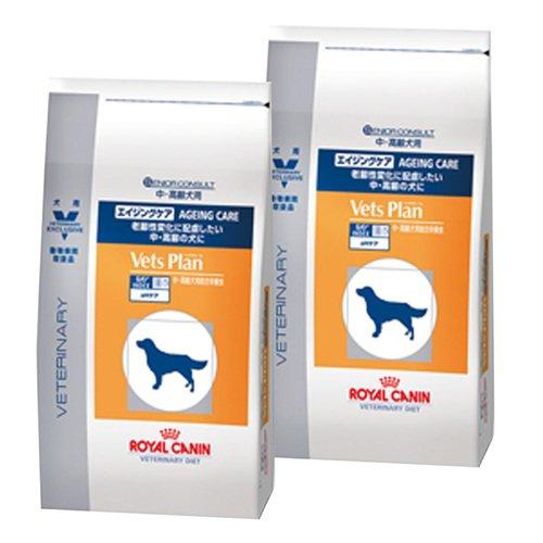 ロイヤルカナン プレミアムフード 犬用  ベッツプラン エイジングケア 犬用 ドライタイプ3kg  rc17782