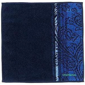 [オロビアンコ] メンズ タオル ハンカチ 24505039 ブルー 日本 25cm×25cm (Free サイズ)