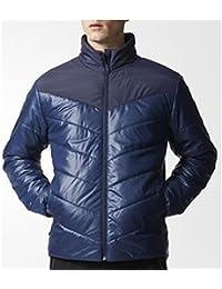 パデッドジャケット メンズ/アディダス adidas メンズ アウター ベーシック な赤綿ジャケット 中わた ブルゾン ジャンバー Padded Jacket スポーツ カジュアル ウェア/DUX43