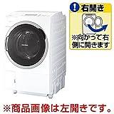 東芝 ドラム式洗濯乾燥機(ヒートポンプタイプ) 右開きタイプ グランホワイト TW-117V5R(W)