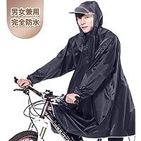 レインコート Boomo Boomo 自転車 バイク ロング ポンチョ 男女兼用 メンズ レディース 通勤通学 自転車 バイク 通学 通勤に対応 フリーサイズ 完全防水 透湿