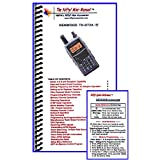Kenwood TH-D72A /E Mini-Manual & Card Combo by Nifty Accessories