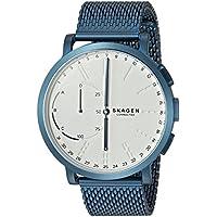 Skagen Hagen Connected Steel-Mesh Hybrid Smartwatch