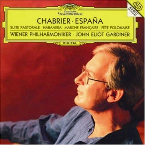 狂詩曲(スペイン)/シャブリエ管弦楽曲集