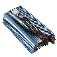 Marsrock 1000W DC入力20-50VDC AC出力100VAC 50/60Hz自動切替 適用ソーラーパネル24/30/36V 純正弦波 MPPT ソーラー グリッドタイ インバータ