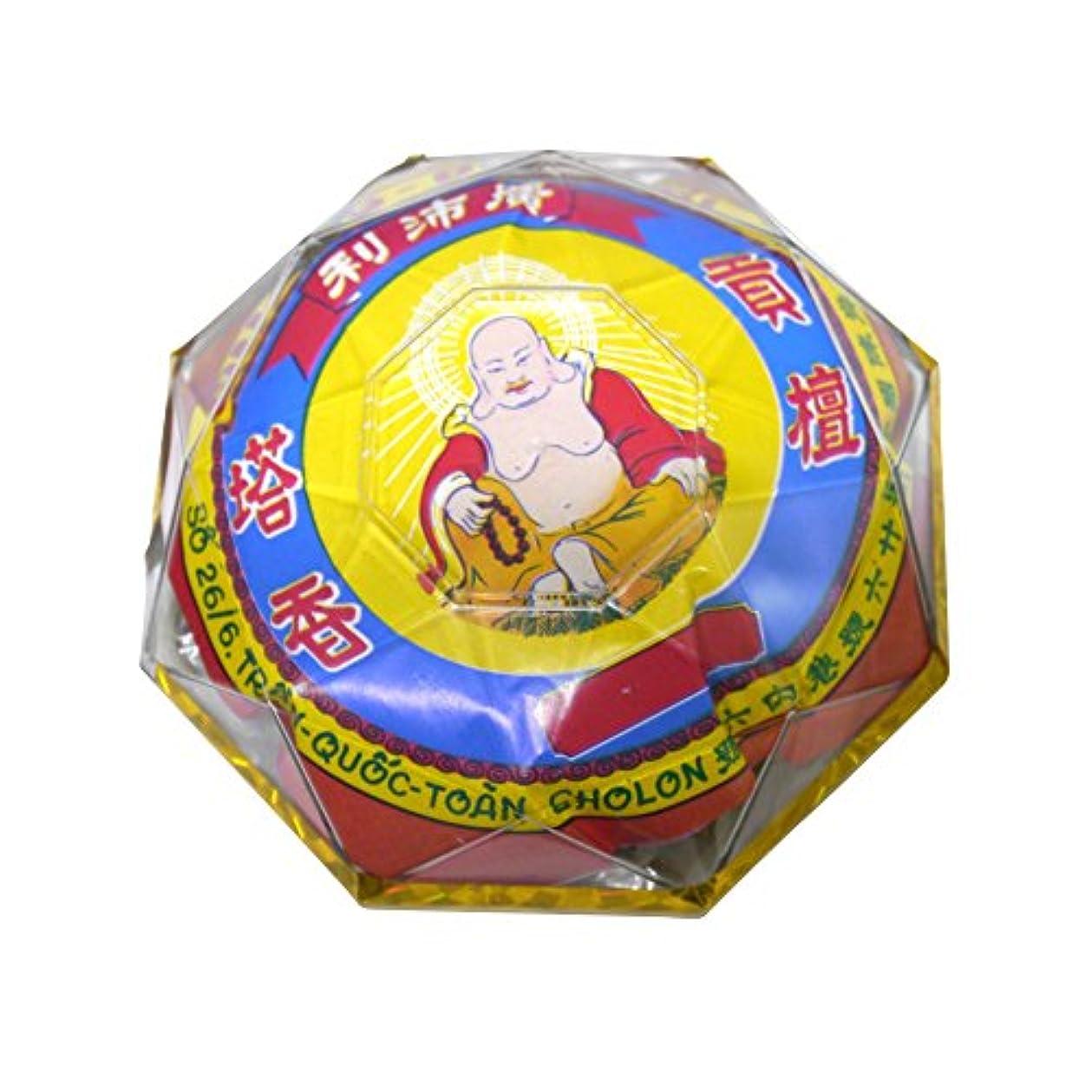 気球メダル内なるVietnam Incense ベトナムのお香【塔香貢檀コーン香】利沛廣