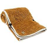 (チャムス) CHUMS フリース エルモ ブランケット Fleece Elmo Blanket 毛布 キャメル
