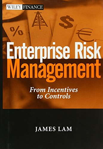 Download Enterprise Risk Management: From Incentives to Controls (Wiley Finance) 0471430005