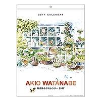 アートプリントジャパン 2017 渡辺あきお カレンダー No.089 1000080149