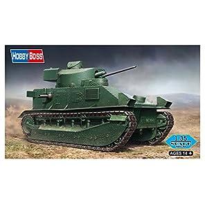 ホビーボス 1/35 ファイティングヴィークルシリーズ イギリス軍 ヴィッカース中戦車Mk.2 プラモデル 83881