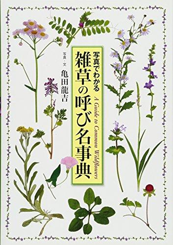 雑草の呼び名事典 (写真でわかる)の詳細を見る