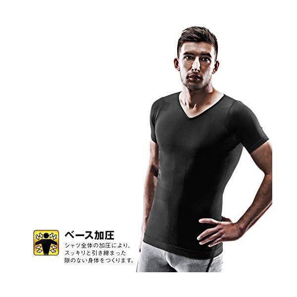 La-VIE(ラヴィ) 加圧インナーシャツ す...の紹介画像6