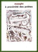 ポスター マルク シャガール A Proximite Des Poetes 1986 額装品 ウッドベーシックフレーム(グリーン)