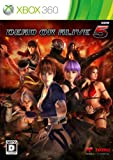 DEAD OR ALIVE 5 (通常版) - Xbox360