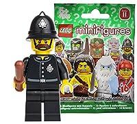 レゴ (LEGO) ミニフィギュア シリーズ11 警官 未開封品 (LEGO Minifigure Series11 Constable) 71002-15