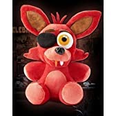 "FNAF FOXY FOX 10"" PLUSH DOLL 1pcs by new [並行輸入品]"