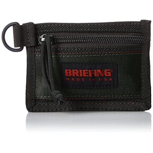 [ブリーフィング] 小銭入れ ZIP PASS CASE BRF485219 010 Black
