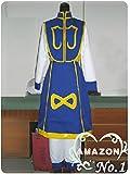 ★CGcosplay★ 【女性Mサイズ】 HUNTER×HUNTER クラピカ コスプレ衣装 C12402
