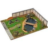 トミーテック ジオコレ 情景コレクション 情景小物041 日本庭園セット ジオラマ用品