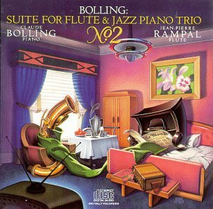 Suite N. 2 For Flute And Jazz