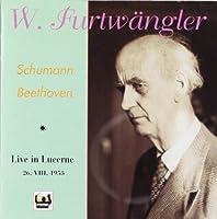 Wilhelm Furtwangler Live in Lucerne