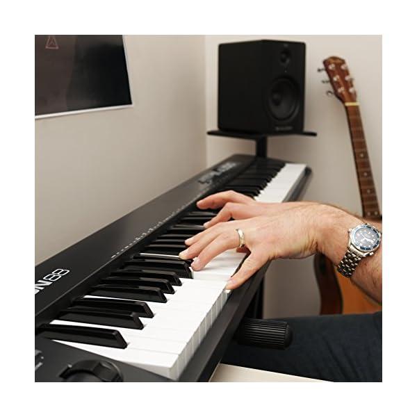 M-Audio USB MIDIキーボード 8...の紹介画像3