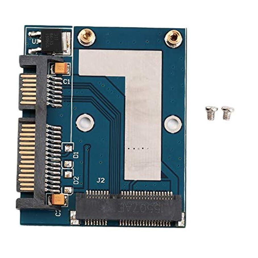 高さサンダー実現可能性2.5 SATAアダプターコンバーターカードモジュールブルーボード57x46mm / 2.24x1.81