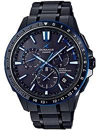 [カシオ]CASIO 腕時計 オシアナス GPSハイブリッド電波ソーラー OCW-G1200B-1AJF メンズ