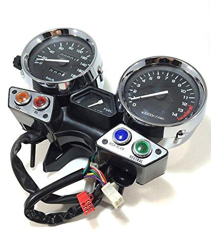 ヤマハ XJR 400 4HM 93-94 メーター ユニット バイク カスタム パーツ スピードメーター タコメーター 修理 交換