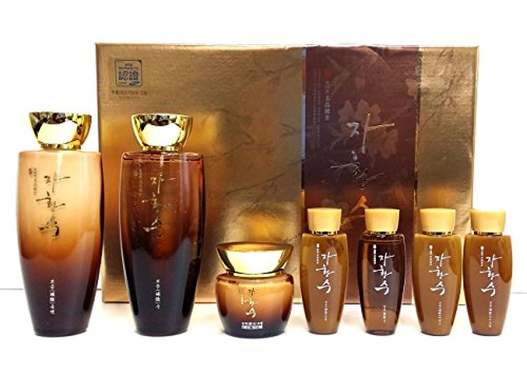 ご覧くださいバタフライ間違いなく[JaHwangSu] ボームスキンケア3set / Boeum skin care 3set / オリエンタル、ロイヤルゼリー/Oriental, Royal jelly/しわ、水分/Anti-wrinkle, Moisture...