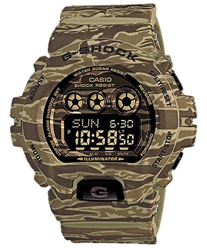 CASIO カシオ G-SHOCK Gショック メンズ 腕時計 新品 男性用 ウォッチ ビッグサイズシリーズ Camouflage Series カモフラージュシリーズ GD-X6900CM-5 [並行輸入品]