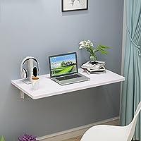 LHA テーブル 折りたたみテーブルシンプルな家庭用ダイニングテーブルの壁サイズのテーブルのオプション (色 : C, サイズ さいず : 110cm*40cm)