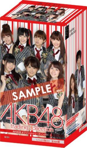 AKB48オフィシャルトレーディングカード 「AKB48 ト...