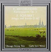 Mendelssohn/Sscubert:Piano