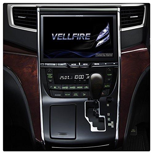 [해외]알파인 (ALPINE) BIG X 알파 베르 파이 아 20 계 전용 네비게이션 10 인치 빅 X 프리미엄 EX10Z-AV20/Alpine (ALPINE) BIG X Alphard Vellfire 20 Series Car Navi 10 Type Big X Premium EX 10 Z - AV 20