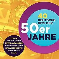 40 Deutsche Hits Der 50er